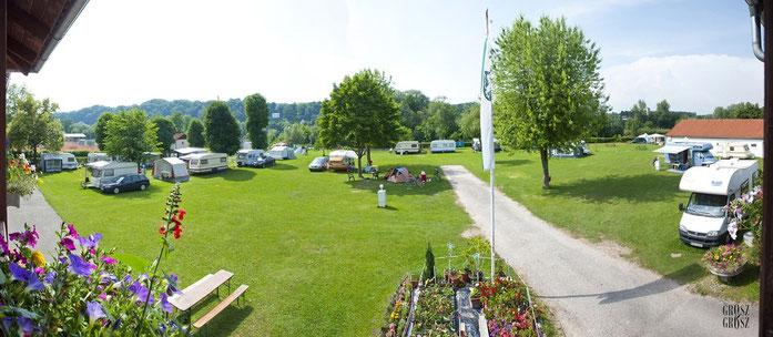 Campingplatz in Oberösterreich